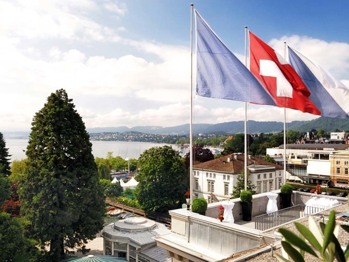 Baur au Lac, Zurich, Switzerland