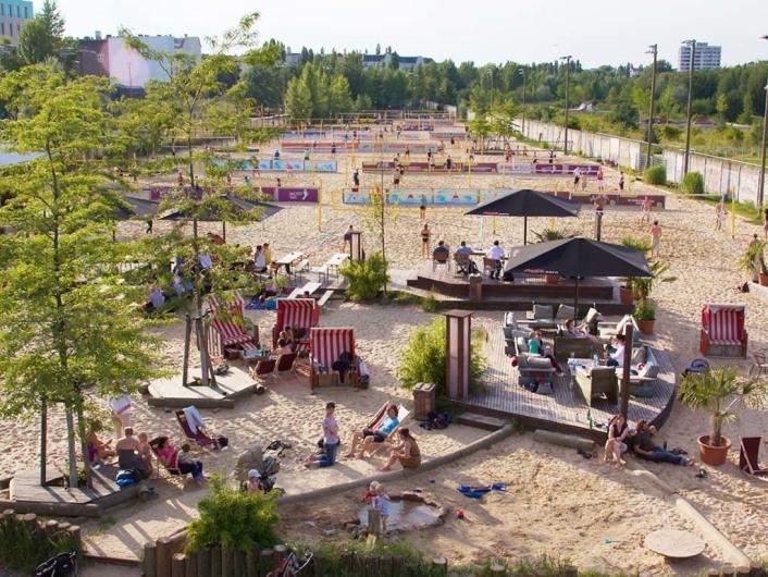 Beach Mitte