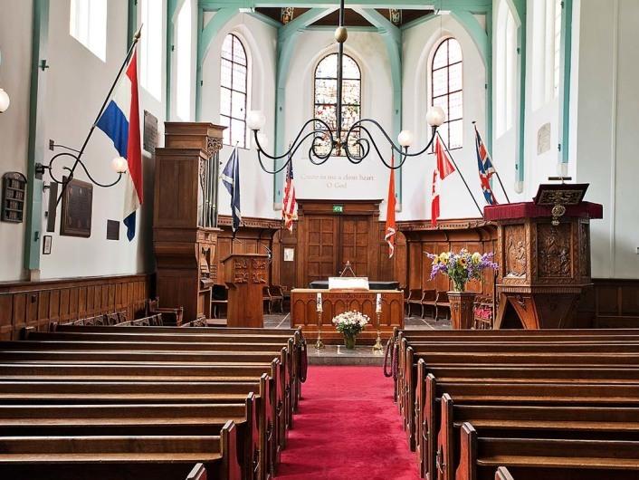 Begijnhof, Englische Kirche