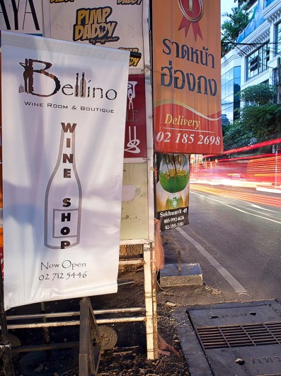 Bellino, Bangkok, Thailand