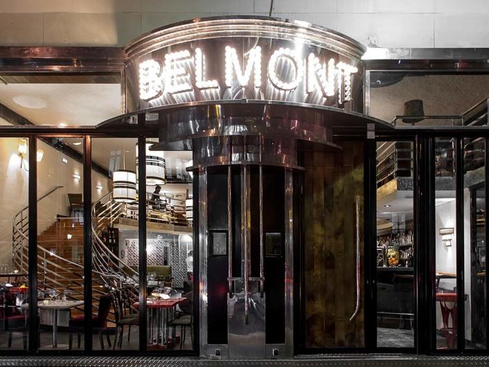 Belmont, Paris, France