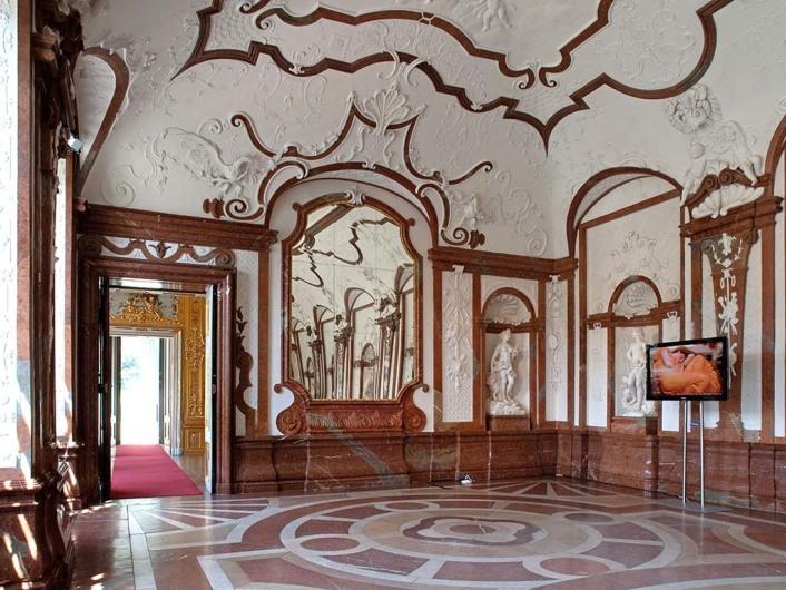 Schloss Belvederehttp://www.belvedere.at