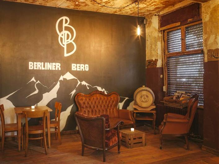 Berliner Berg / Bergschloss