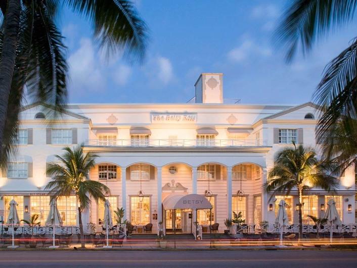 The Betsy, Miami, Florida, United States