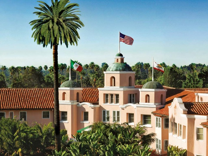 The Beverly Hills Hotel; www.beverlyhillshotel.com
