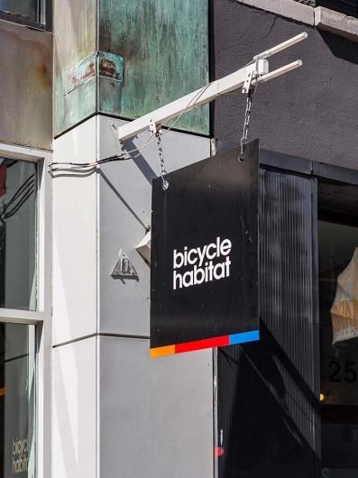 Bicycle Habitat, New York, United States