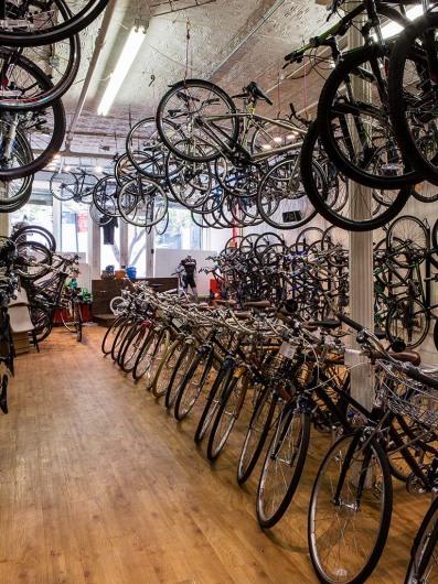Bicycle Habitat, New York, United States