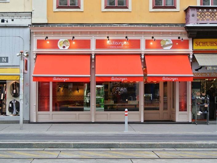 Bitzinger – Würstel, Burger & Co