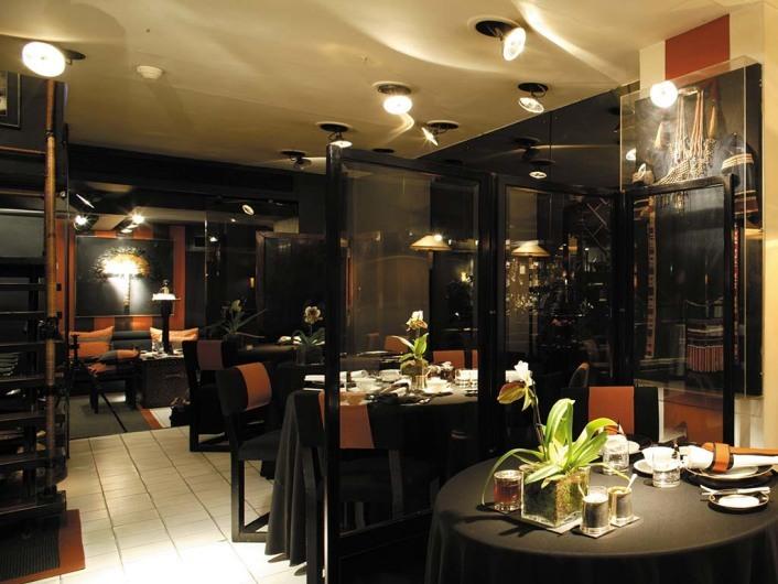 Blakes Hotel, Restaurant