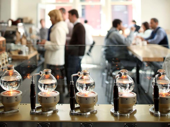 Blue Bottle Coffee, San Francisco, United States
