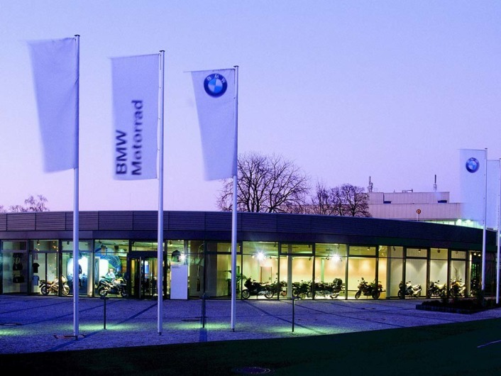 BMW Werk Berlin