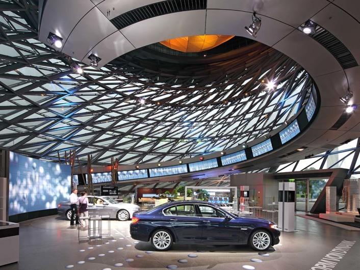 BMW Welt + BMW Zentrale