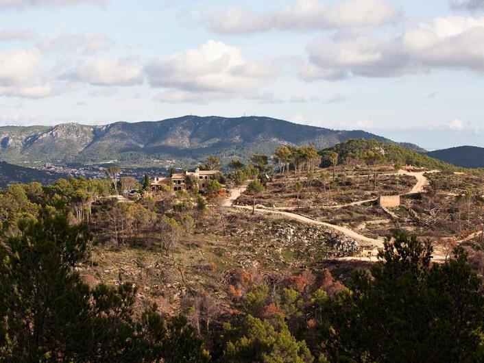 Bodegas Santa Catarina, Andratx, Mallorca, Spain