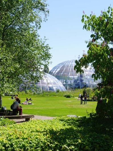 Botanischer Garten Zurich