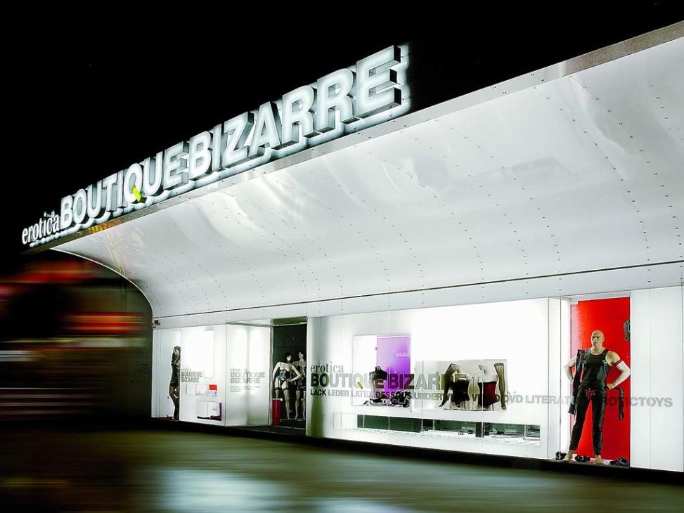 Boutique bizarre for Cool boutique