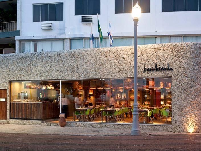 Restaurante Brasileirinho, Rio de Janeiro, Brazil