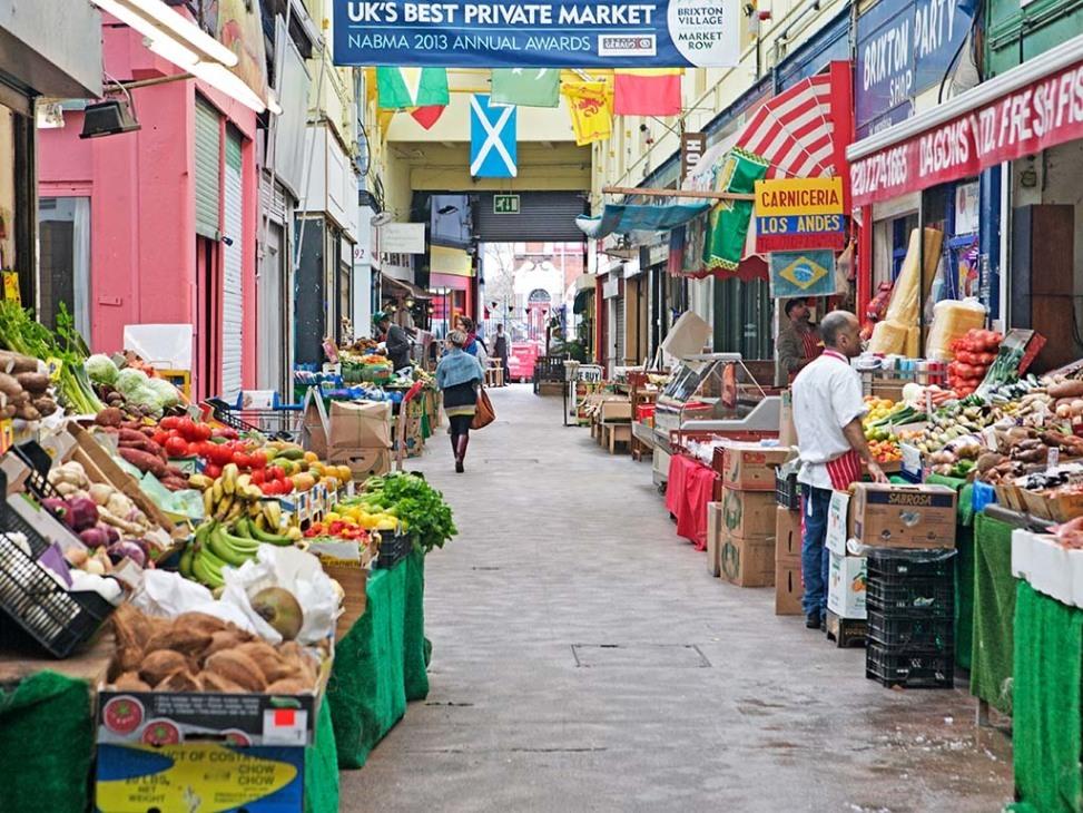 Brixton Market Restaurants Opening Times