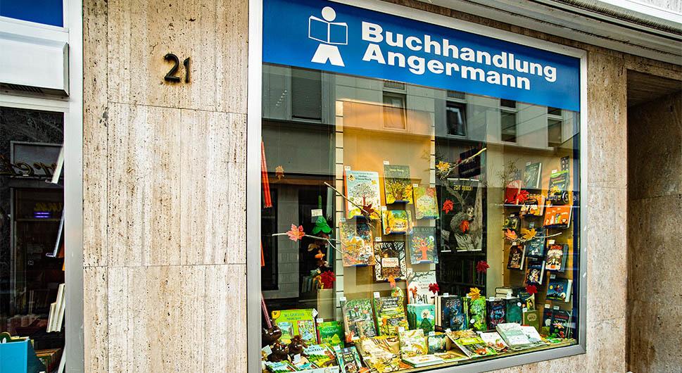 Buchhandlung Angermann – Das Landkartenhaus
