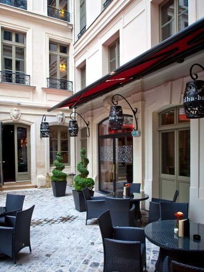 Buddha_Bar Hotel Paris, France
