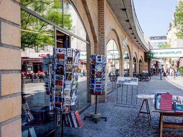 Bücherbogen Savignyplatz