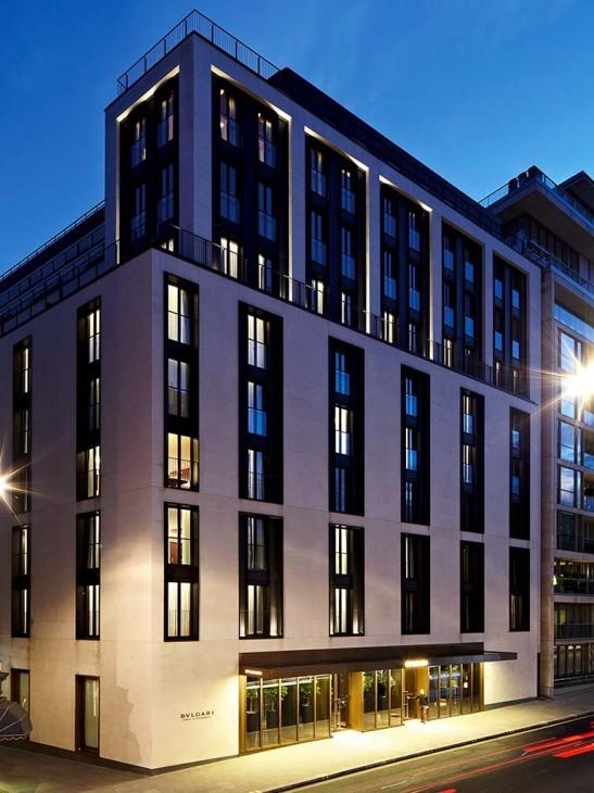 Bulgari Hotel London Address