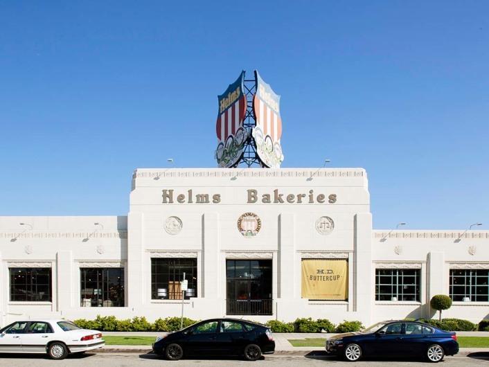 Helms Bakery, Culver City, Los Angeles
