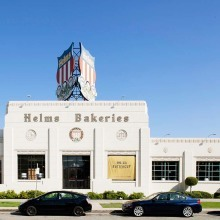 Helms Bakery, Culver City, Los Angeles