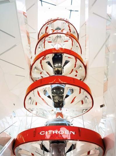 C42 Citroen (Paris)www.manuelle-gautrand.com