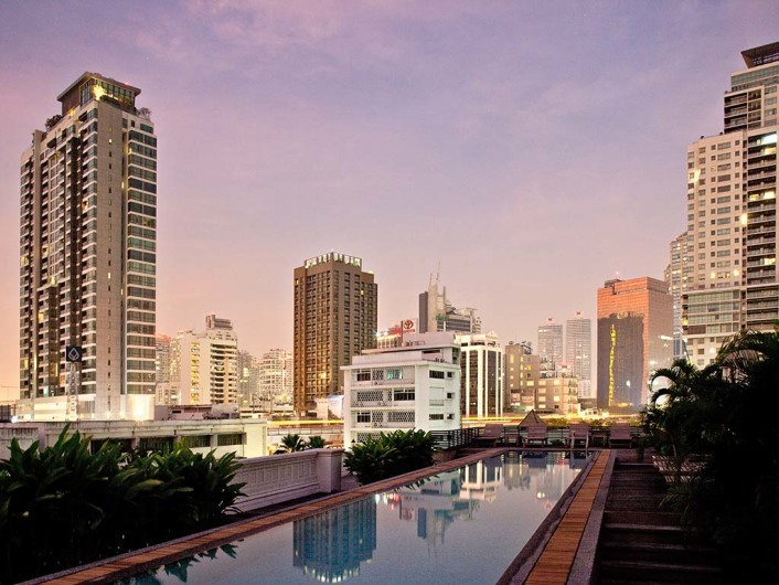Cabachon is a small cosy boutique hotel wit addtional serviced apartments in the heart of vibrant Sukhumvit, Bangkok Thailand