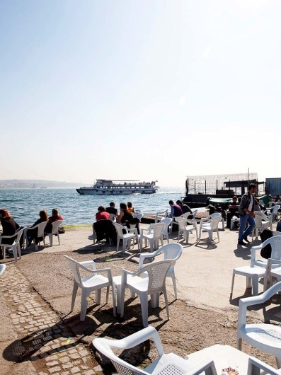 Cay Bahcesi, Istanbul, Turkey