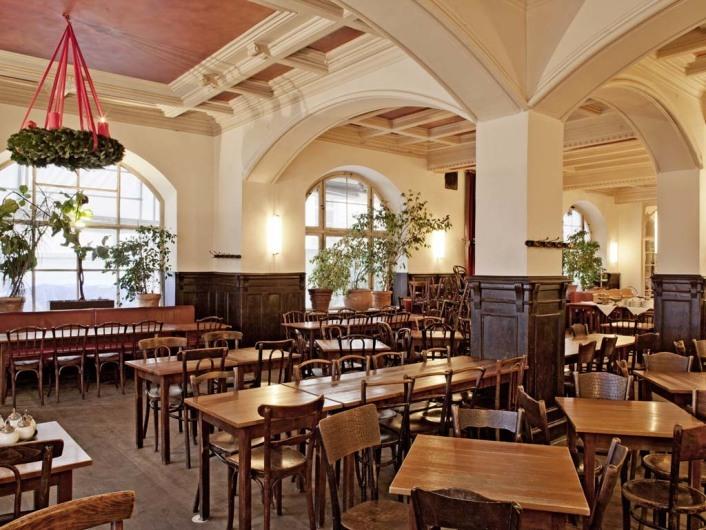 Café am Beethovenplatz, Hotel Mariandl
