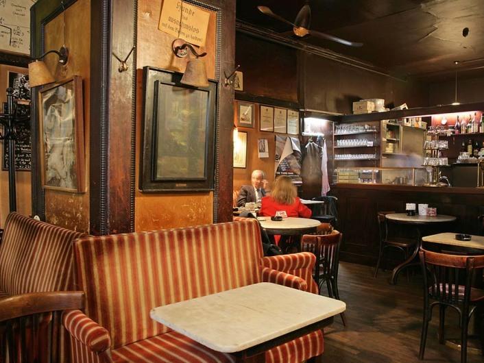 Cafe Leopold Vienna Menu