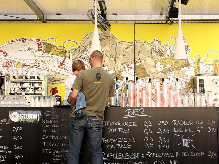 Cafe Leopold Menu Vienna