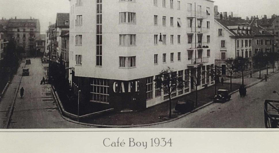 Café Boy