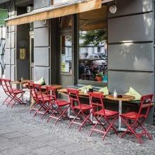 """Das Café """"Cafezinho"""" in Berlin Prenzlauer Berg"""