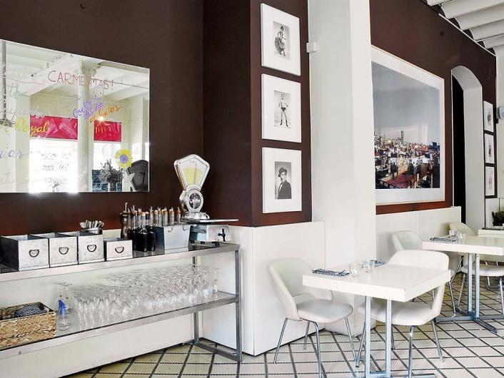 La Galeria del Restaurante Carmelitas - BAChttp://www.carmelitasgallery.com/