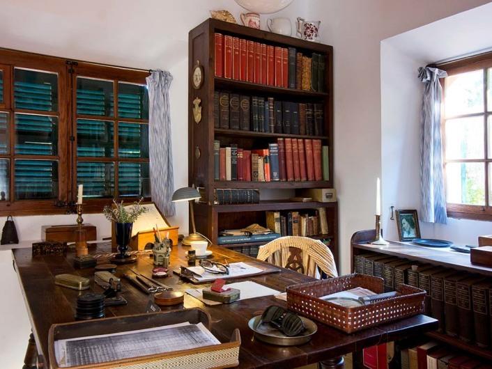 La Casa de Robert Graves, Deiá, Mallorca, cool spot