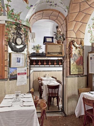 Cavalier Gino, Rome, Italy