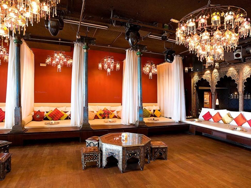 Carpe diem lounge club cdlc for Carpe diem barcelona