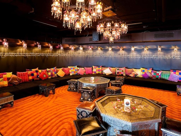 Carpe Diem Lounge Club (CDLC)