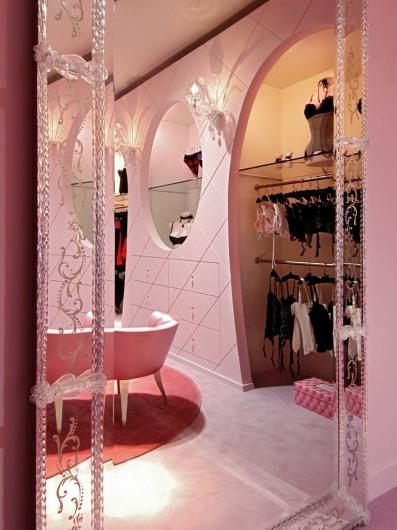boutique chantal thomass. Black Bedroom Furniture Sets. Home Design Ideas