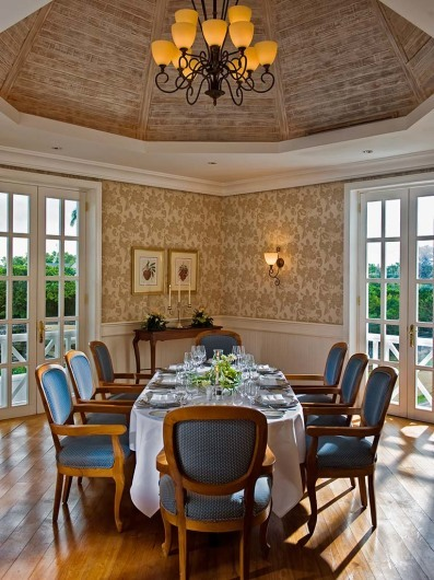 Château Mon Désir – Fine Dining Restaurant