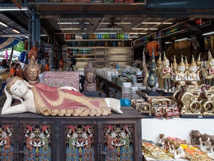 Chatutchak Market, Bangkok, Thailand