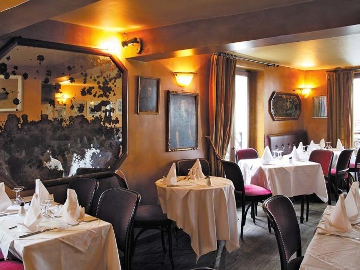 Chez Paul, France, Paris