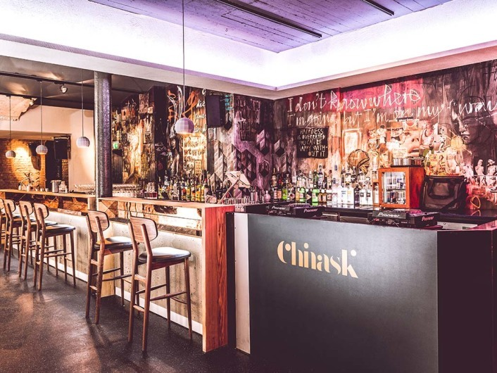 chinaski, frankfurt, germany