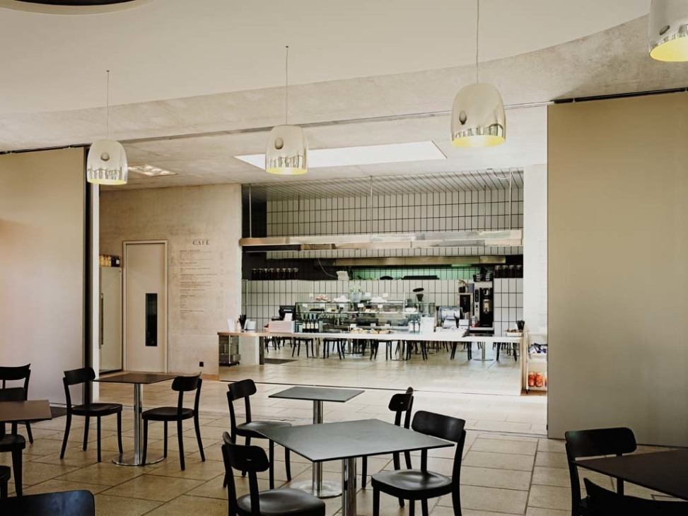 Chiswick House Gardens Cafe