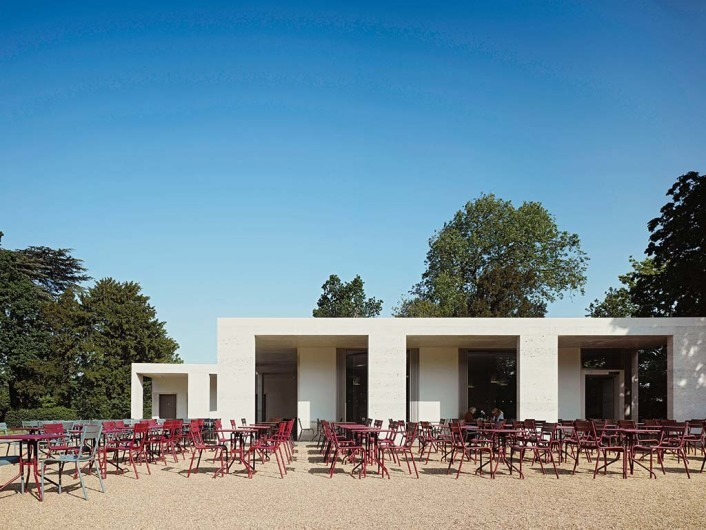 Chiswick House Cafe Architecture