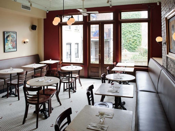 The Chocolate Room - Park Slope