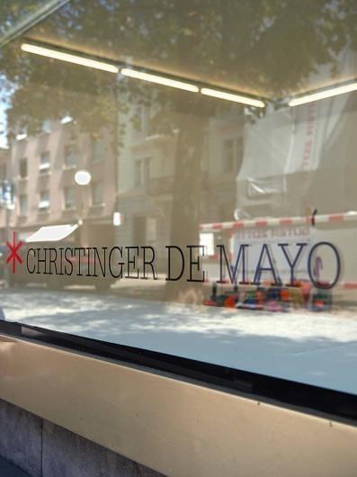 Christinger de Mayo; Zurich; Switzerland