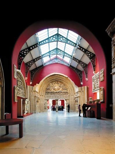 Cite de l'Architecture et du Patrimoine - cite Chaillot (par)www.citechaillot.fr